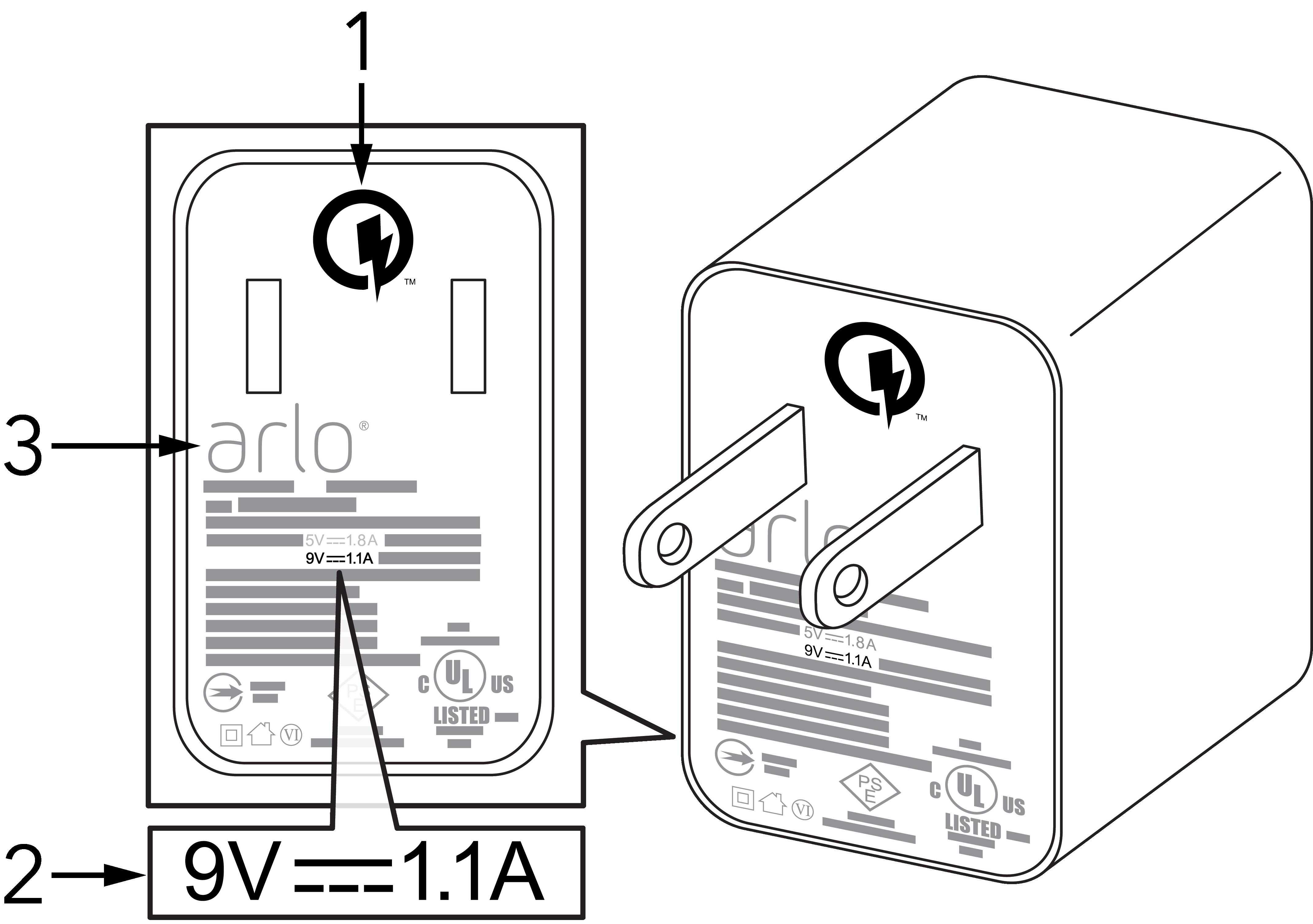 My Arlo Pro or Arlo Pro 2 camera battery isn't charging